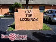 Lexington Community Sign